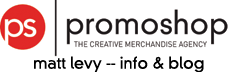 PromoShop Custom Merchandise, Custom Hats, Custom T-Shirts, Promotional Products, Pens, Mugs, Logoed Merchandise
